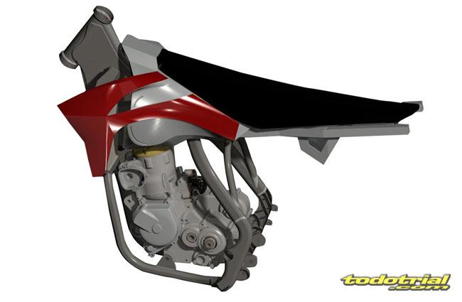 Nace nueva marca espaola de motos de Trial y Enduro JTG  Enduro