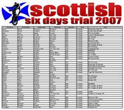 lista sorteo 2006: